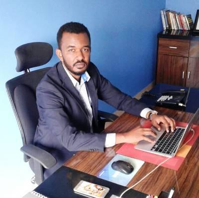 Emmanuel Emodek, managing director of ChapChap