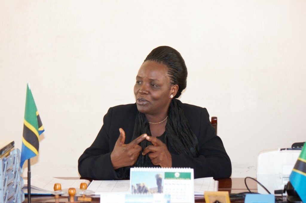 Professor Joyce Ndalichako is the current Minister for Education, Science, Technology and Vocational Training of Tanzania