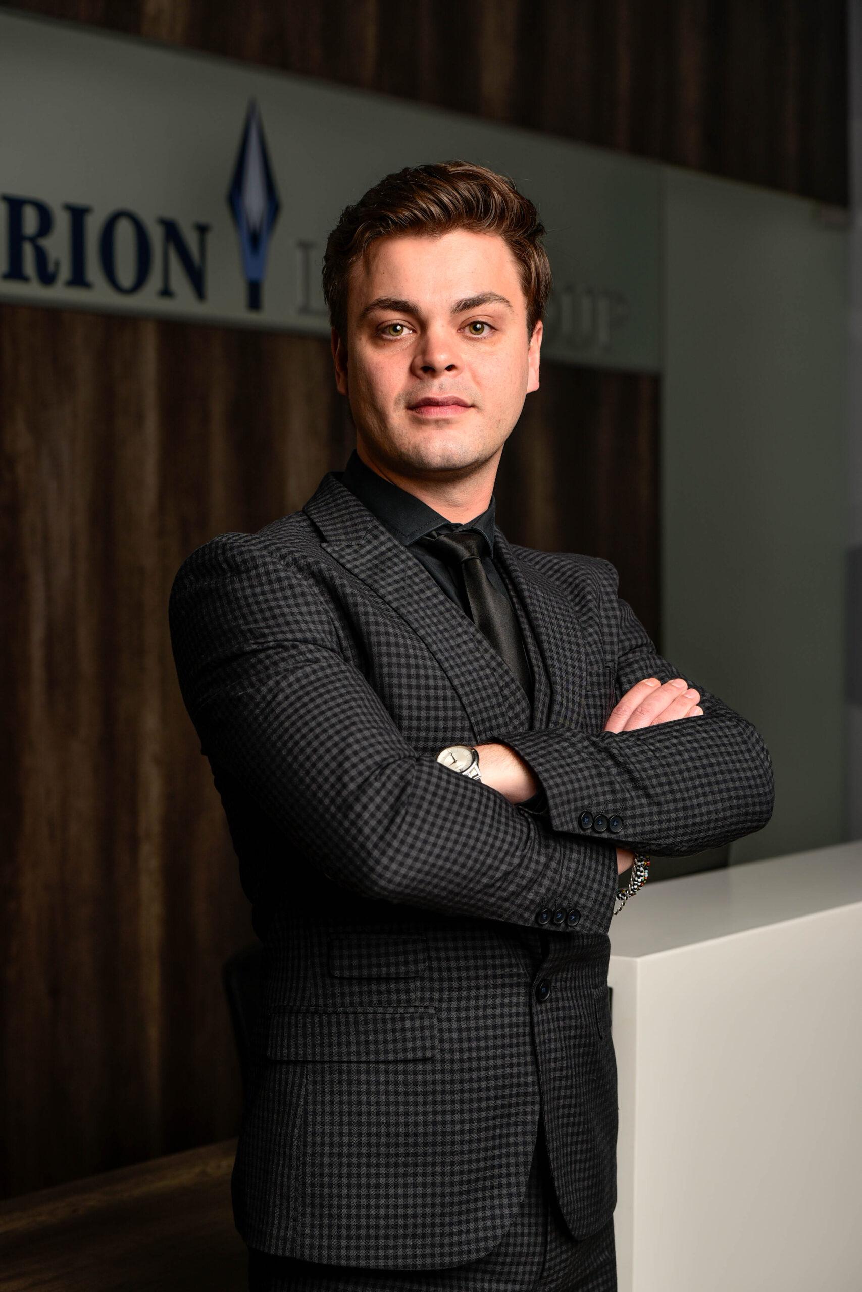 CenturionPlus Director Leon Van Der Merwe