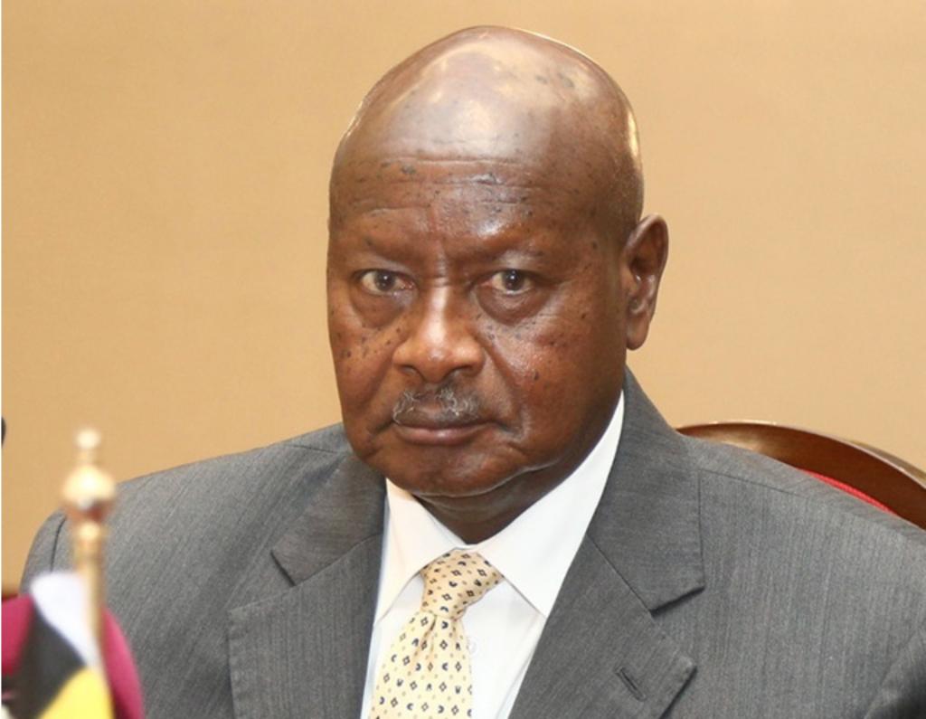 President Yoweri Kaguta Museveni