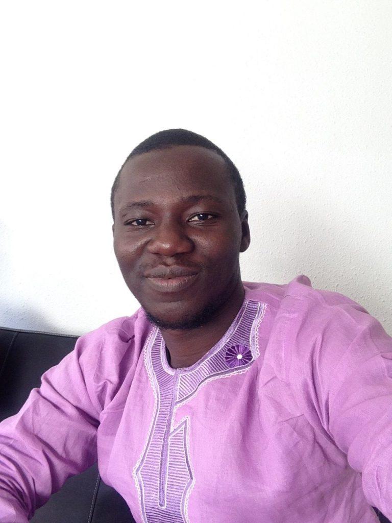 Mohamed Author Kanu- Global Health Expert