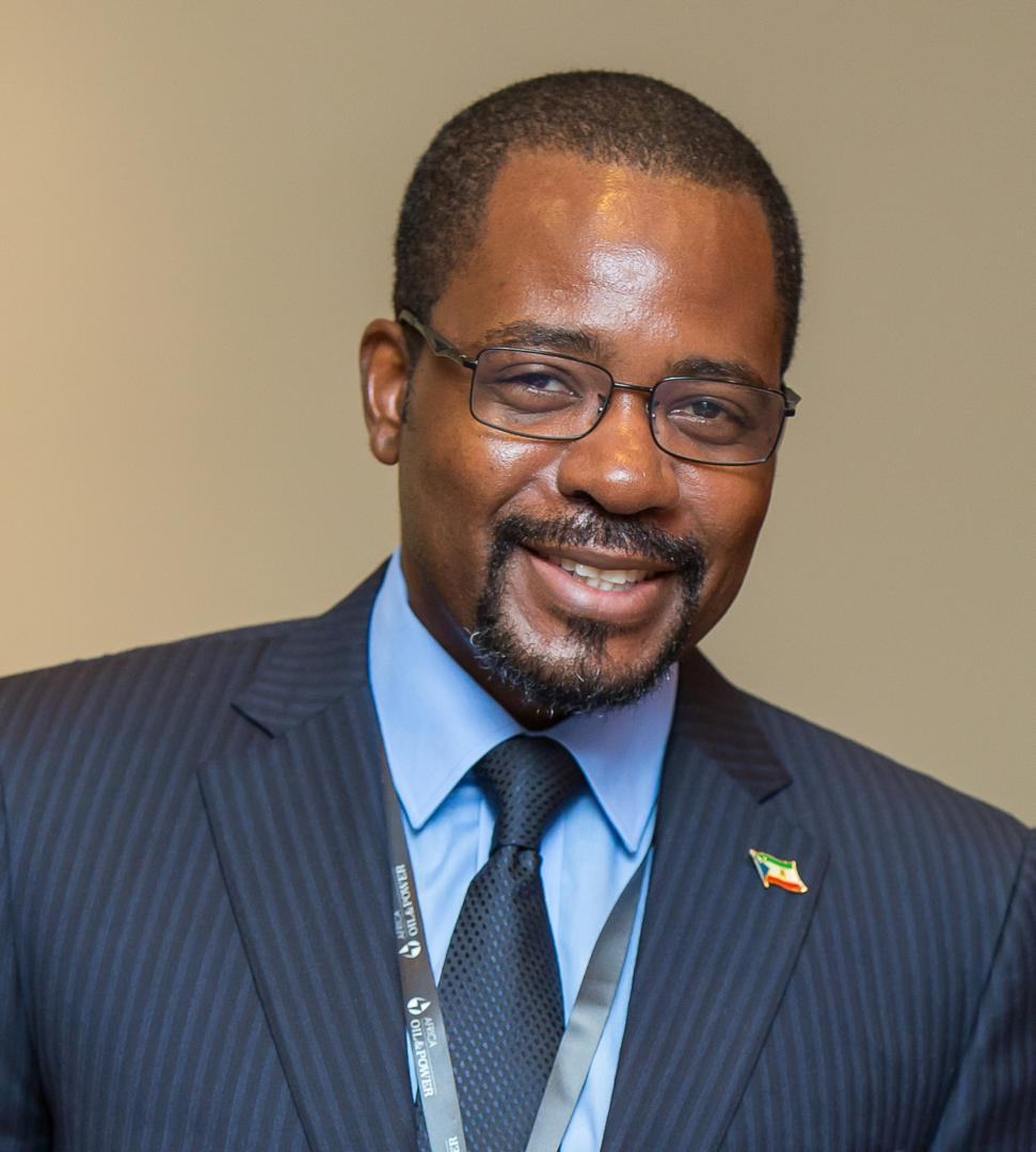 Gabriel Mbaga Obiang Lima, Minister of Mines and Hydrocarbons