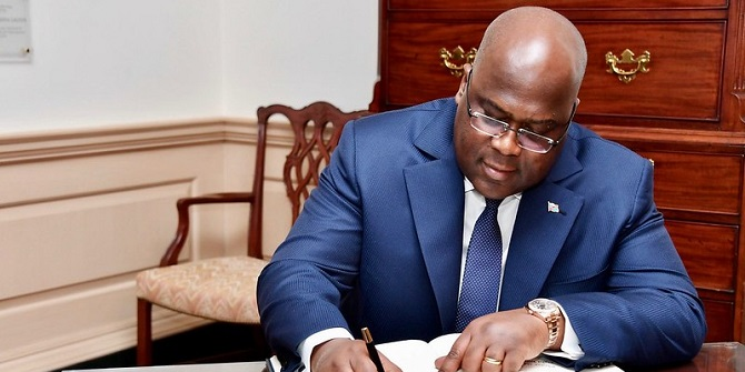 President Felix Tshisekedi's promise to provide free primary education has been estimated to cost $2.6 billion — between 40 and 50 percent of the state budget.