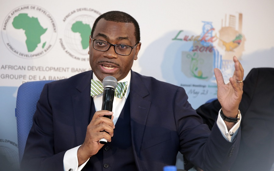 AFDB President Akinwunmi Adesina has led a robust response to COVID-19 in Africa