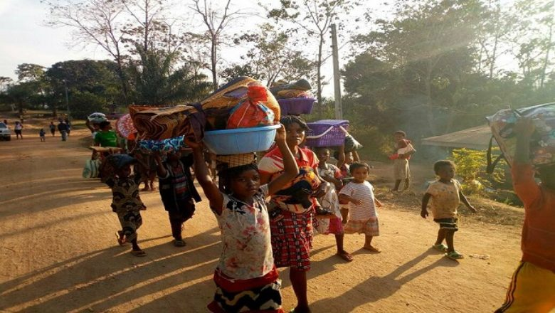Anglophone crisis in Cameroon has led to thousands of displaced persons