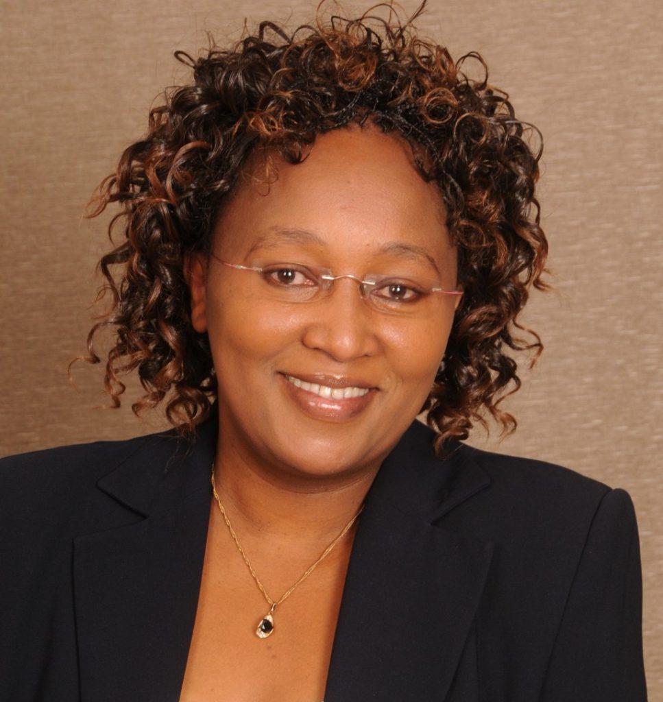 Betty Kibaara is the Director, Food Initiative, The Rockefeller Foundation