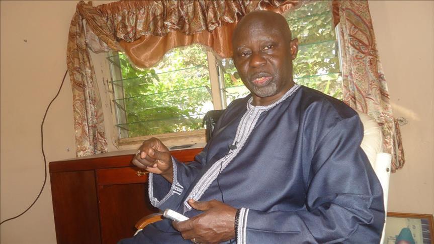 UDP Secretary General Ousainou Darboe