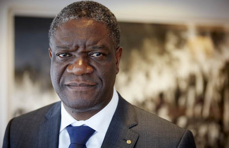 Dr Denis Mukwege Nobel Peace Prize 2018 is a signatory to the petition