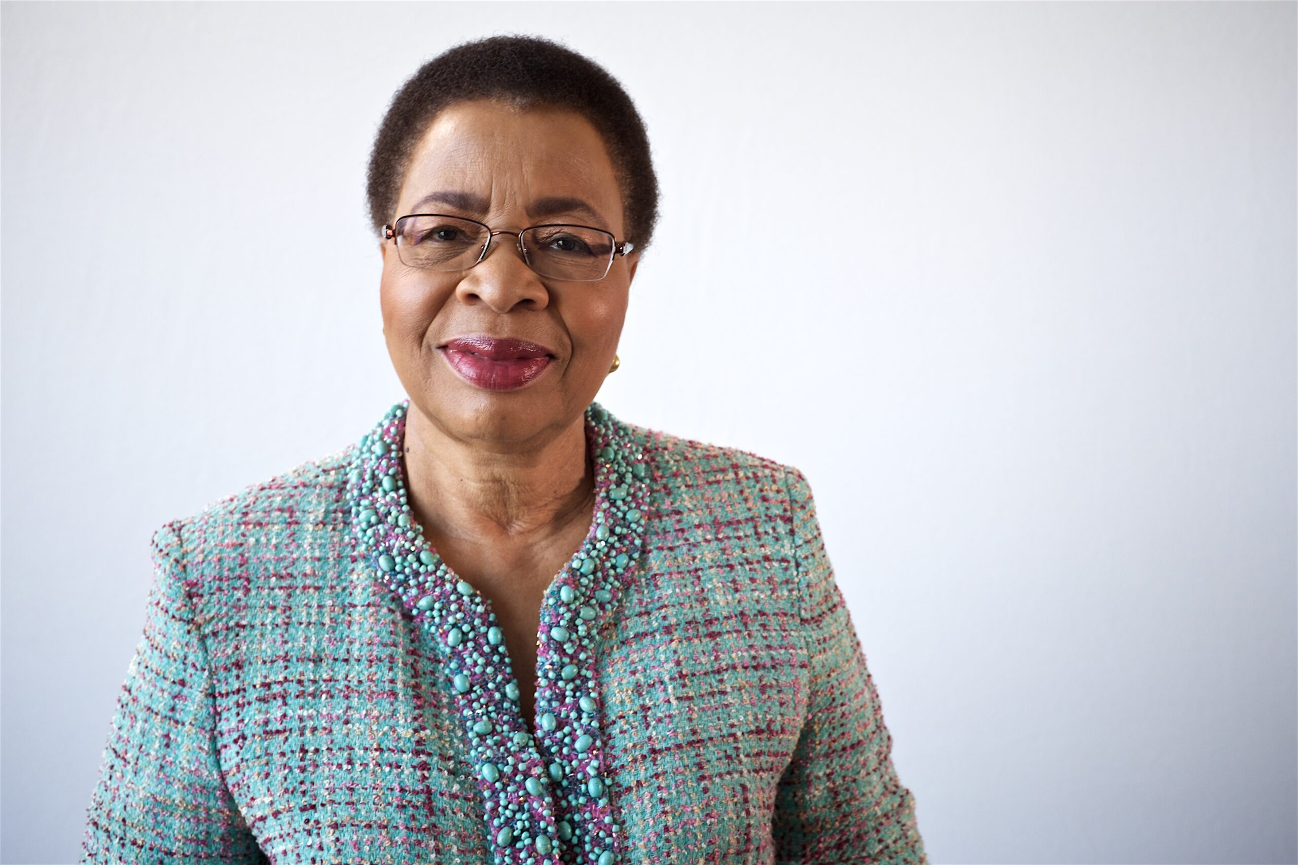 Mrs Graça Machel, Founder, Graça Machel Trust and the Foundation for Community Development