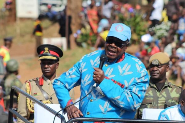 Incumbent President Peter Mutharika is in a still political fight.