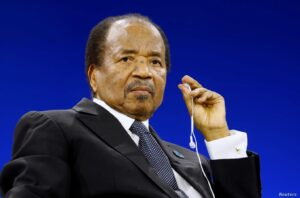 Many think that President Paul Biya, 87, has not shown sufficient good faith in seeking a lasting solution to the crisis