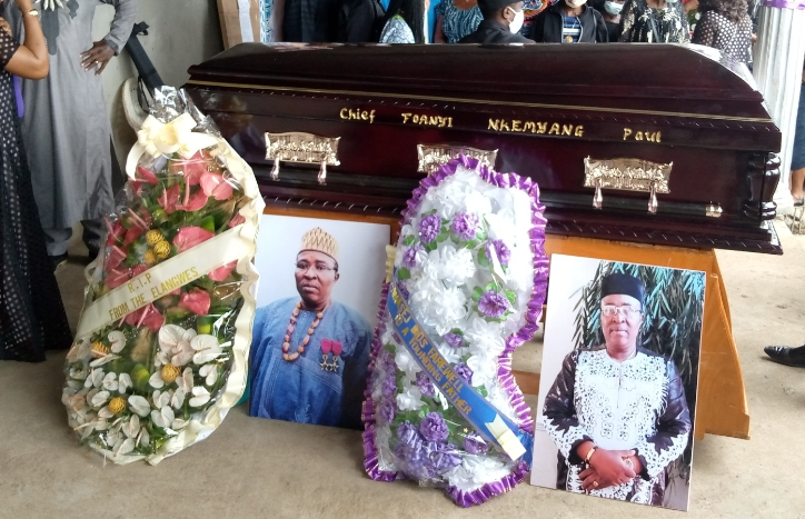 Chief Nkemayang Paul took his final breathe on June 18, 2020