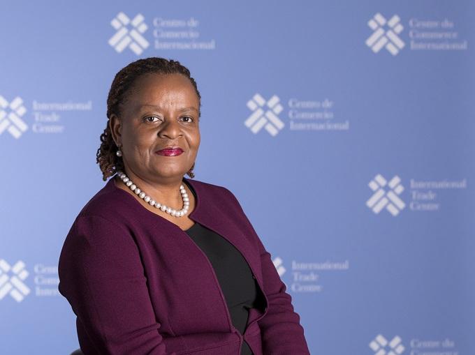 Dorothy Tembo, ITC's ad interim Executive Director