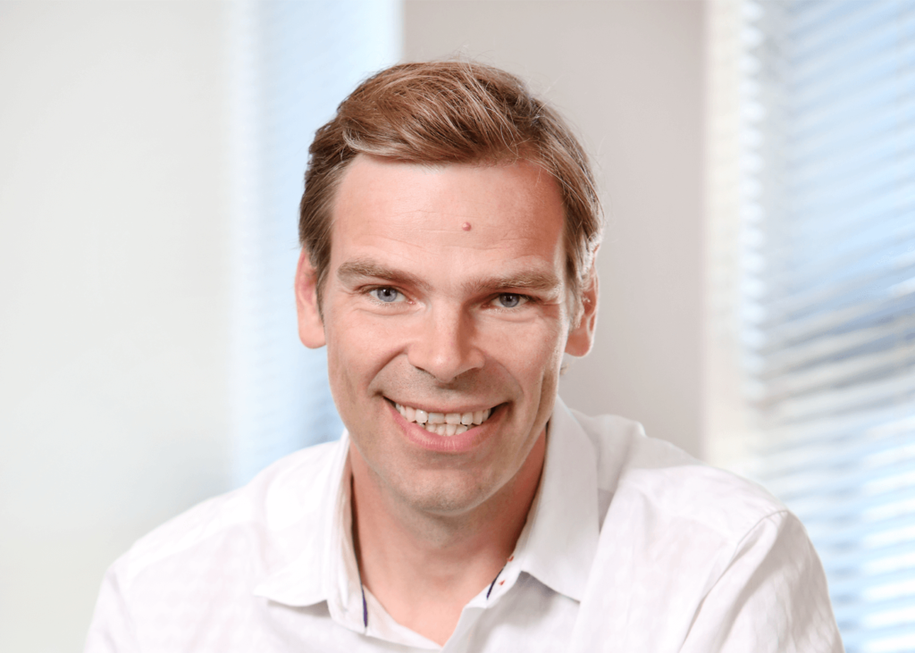 Jeppe Dorff, Chief Product and Technology Officer at Clickatell.