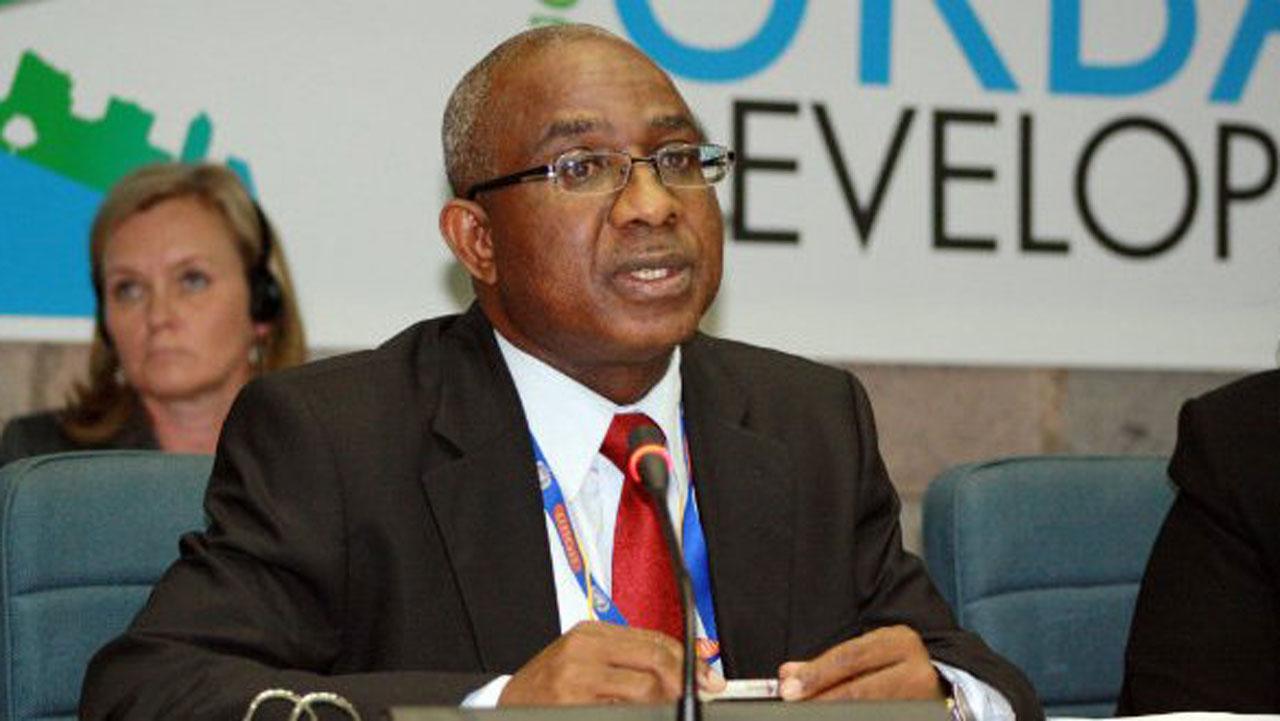 Professor Banji Oyelaran-Oyeyinka, is the Senior Special Adviser on Industrialization to the President, AfDB