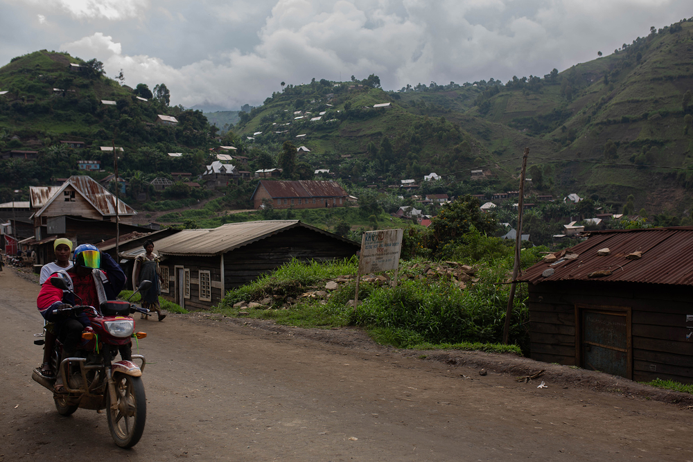 Kalungu, a town in eastern Congo where thousands of displaced people are living, is one location where corrupt practices flourished.Photo credit The New Humanitarian
