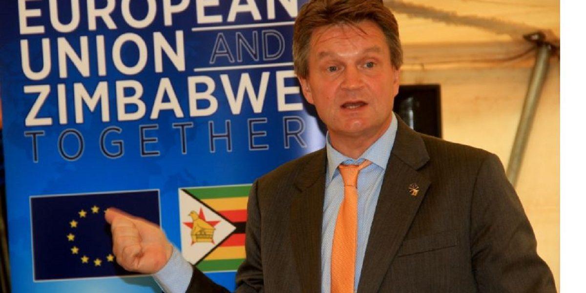 EU Ambassador Timo Olkkonen