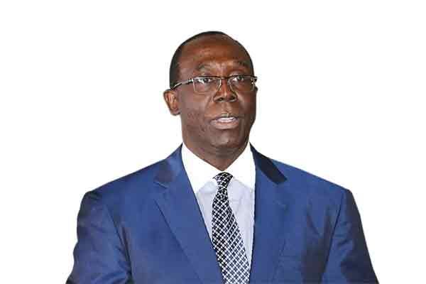 Charles Lufumpa is the African Development Bank's Acting Chief Economist and Vice President for Economic Governance and Knowledge Management