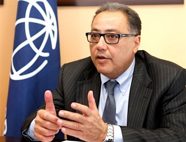 Hafez Ghanem, World Bank Vice President for Eastern and Southern Africa.