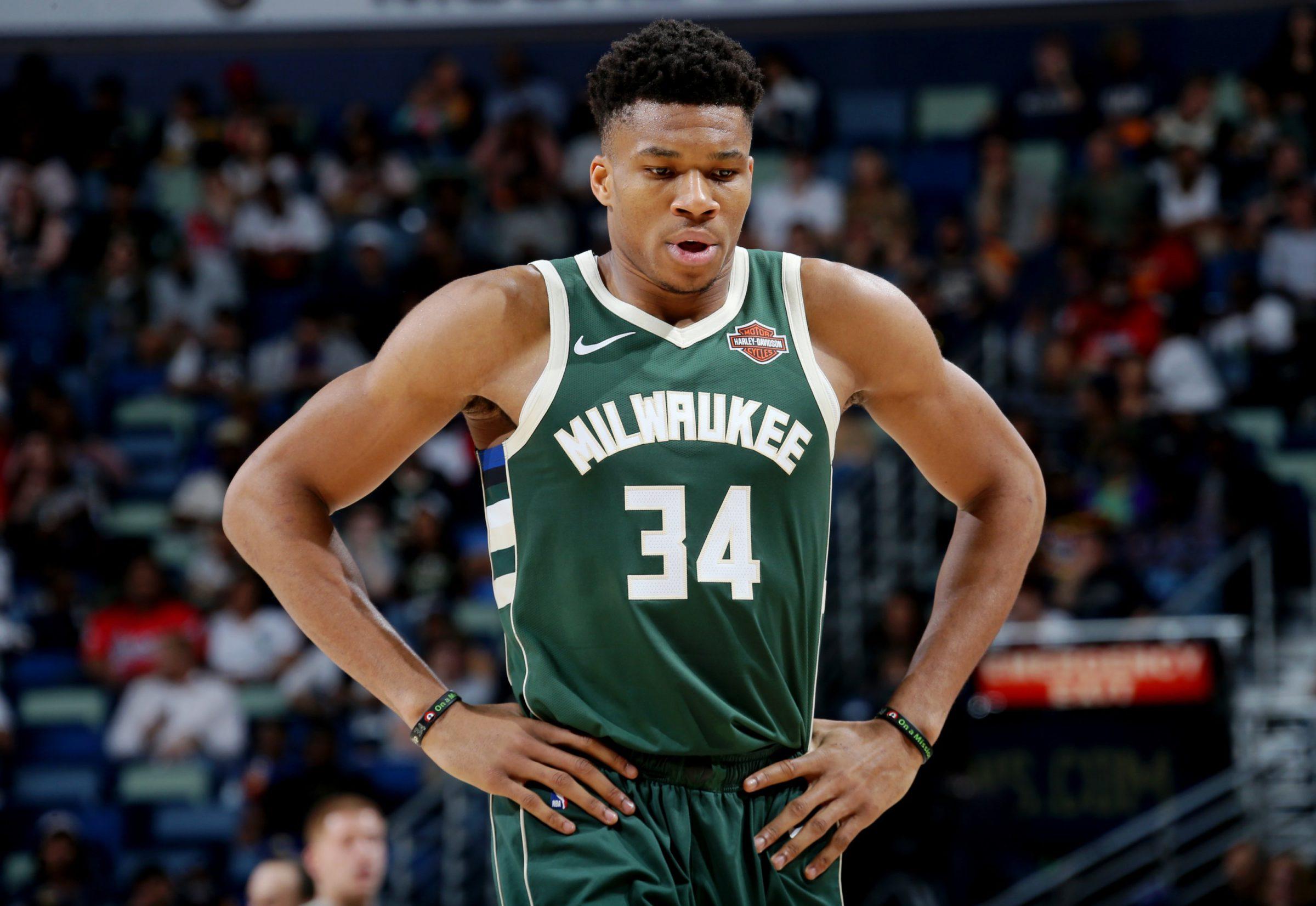 Antetokounmpo, the reigning Kia NBA MVP,