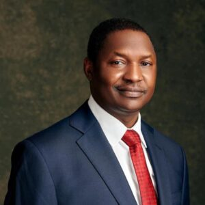 Attorney - General of the Federation and Minister of Justice Abubakar Malami