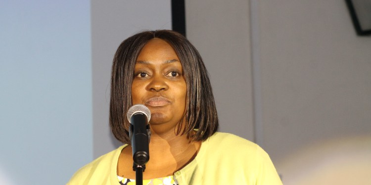 Tourism Business Council of Zimbabwe President, Winnie Muchanyuka