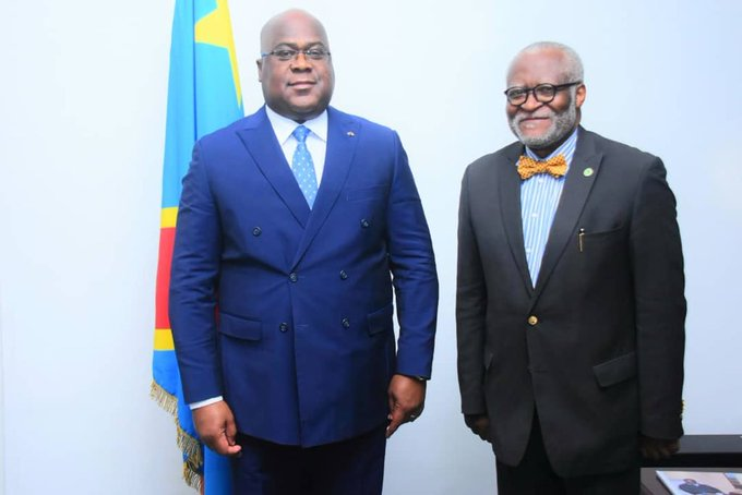 Corruption is one of the many challenges that President Tshisekedi has to grapple with