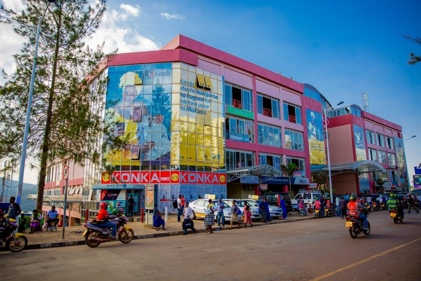 Kigali City market is one of the markets that were closed due to coronavirus