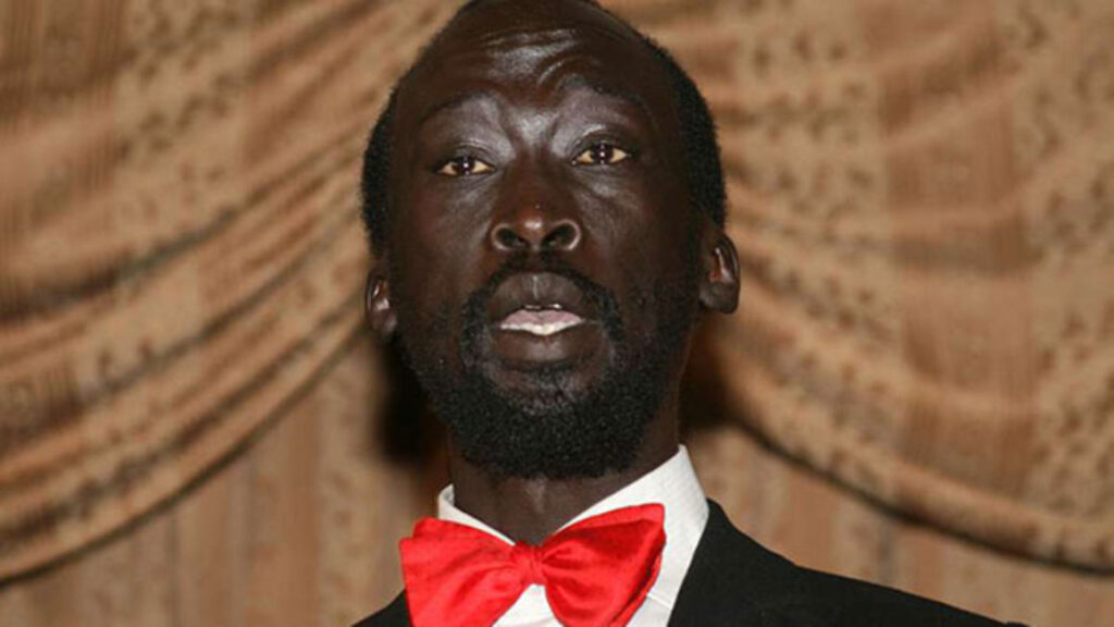 Mabior Garang says there is now a Movement for the second liberation of South Sudan
