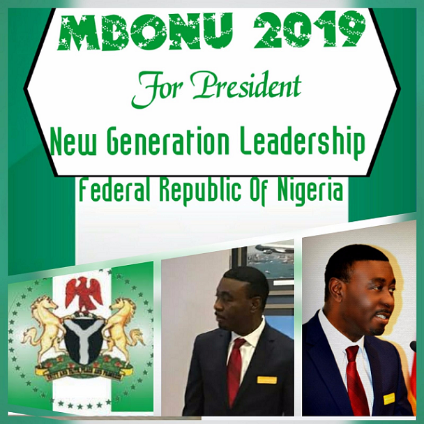Young and dynamic with a strong vision, Okey Sam Mbonu remains a player to watch in the future of Nigerian politics
