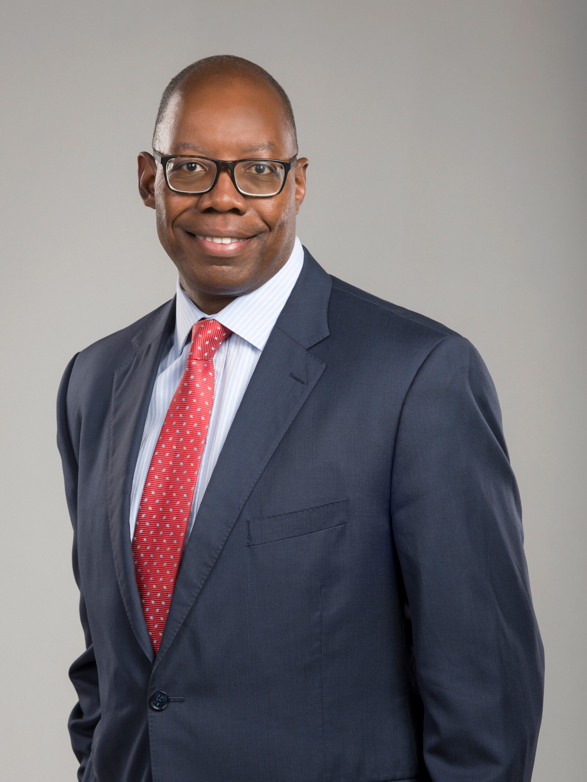NBA Africa CEO Victor Williams (Credit: NBAE/Getty Images)