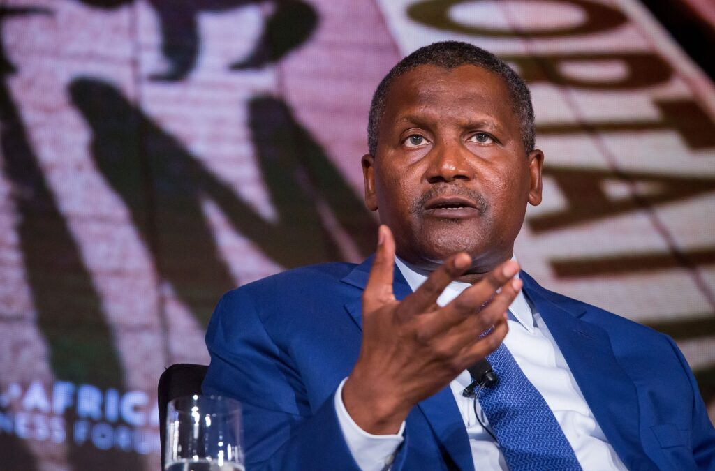 Aliko Dangote is urging  governments across Africa, the Federal Government of Nigeria, and State governments to increase their budget allocations to the healthcare sector, to help ensure improved basic healthcare for the people