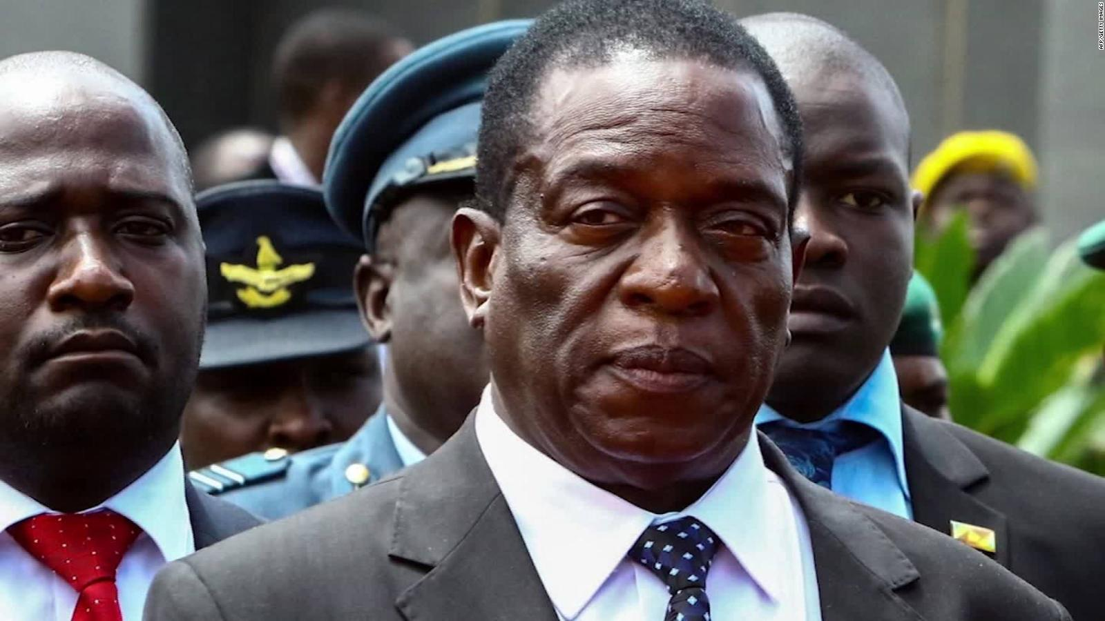 President Mnangagwa is surrounded by crisis from all fronts