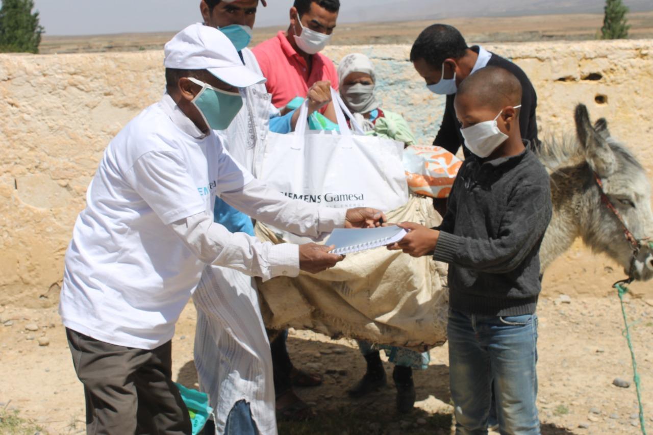 Rapid response for Midelt's rural communities