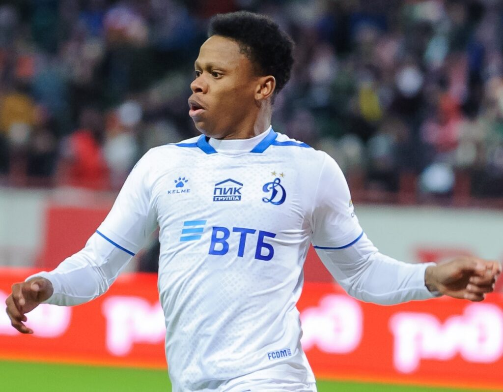 Njie has been in scintillating form for his Russian club since the season started