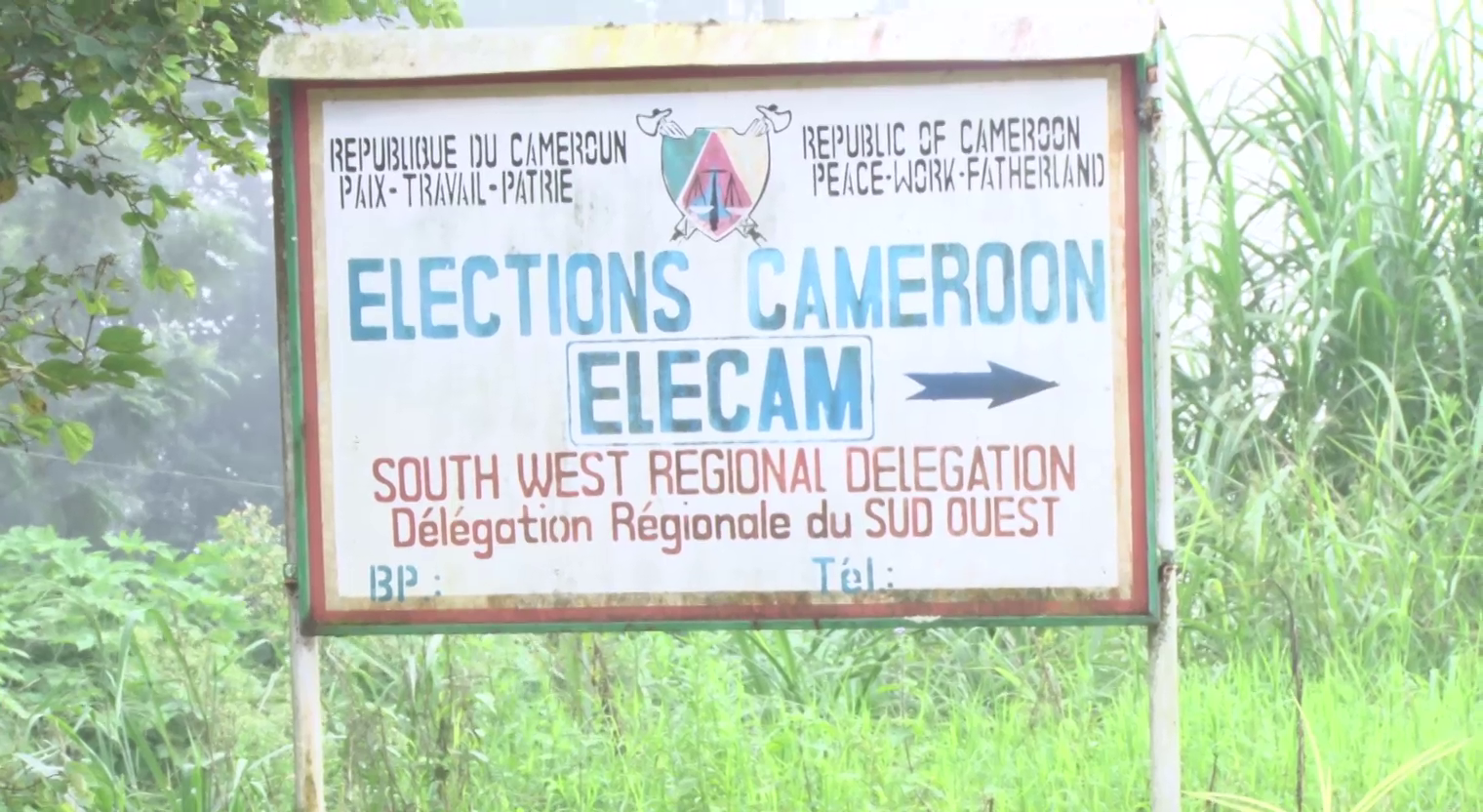 ELECAM South West has seen a low turn out this year in its electoral roll