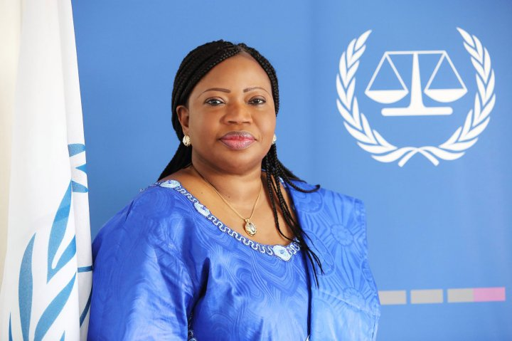 Fatou Bensouda, Chief Prosecutor of the ICC was slammed with sanctions by the USA