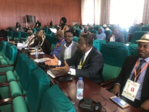 According to Dr Eseme,the National Dialogue was a drama, written, directed and produced by the Cameroon government