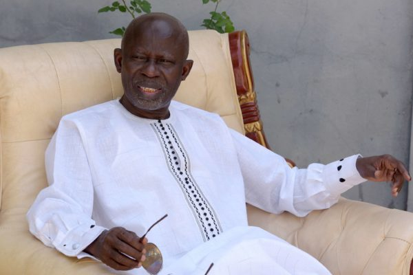 United Democratic Party, UDP leader Ousainou Darboe
