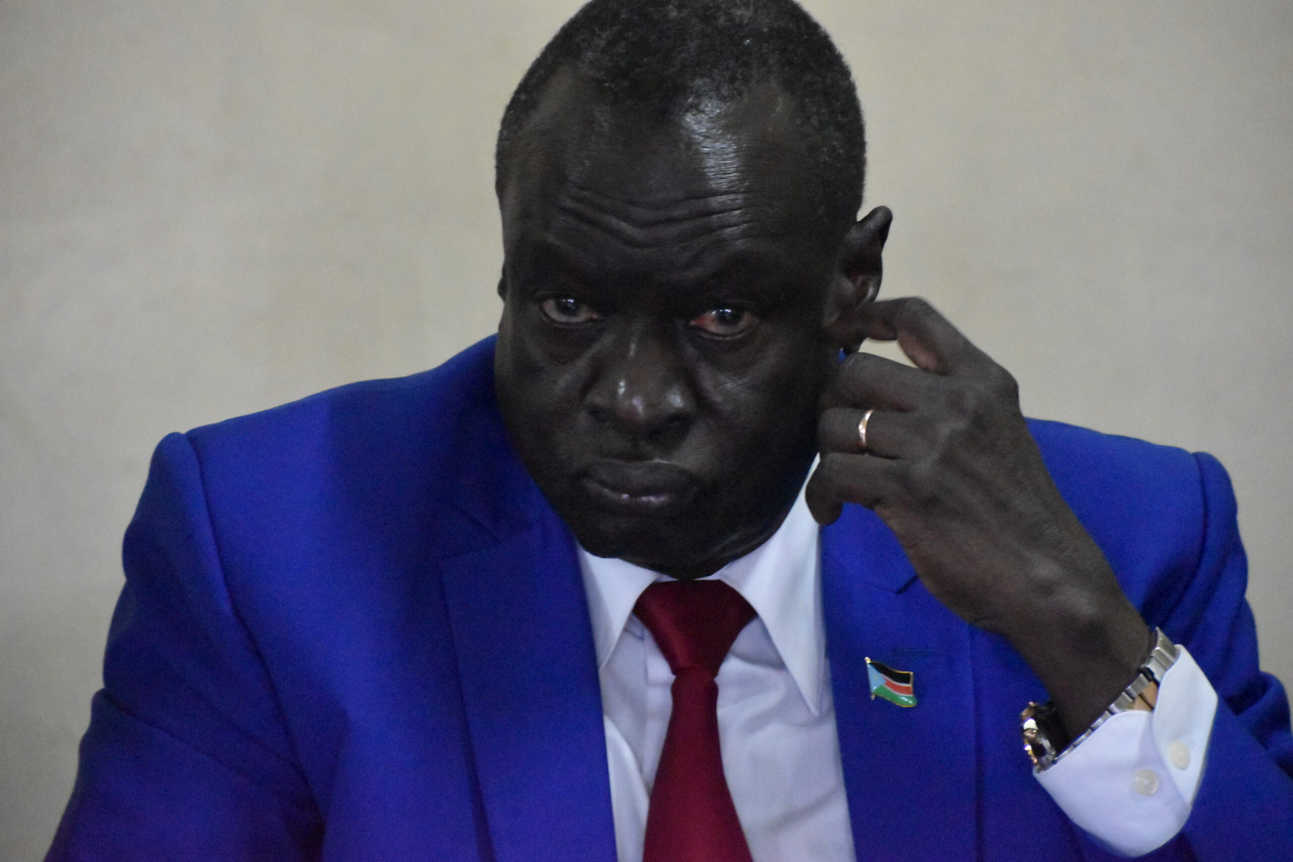 Salvatore Garang Mabiordit Wol is the 8th Finance Minister fired by President Kiir since 2011