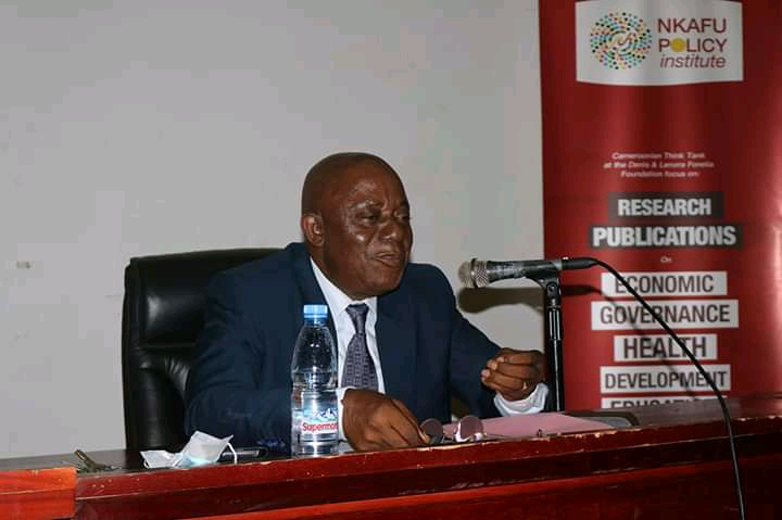 Dr Peter Masumbe, Policy Fellow, Governance and Democracy Initiative