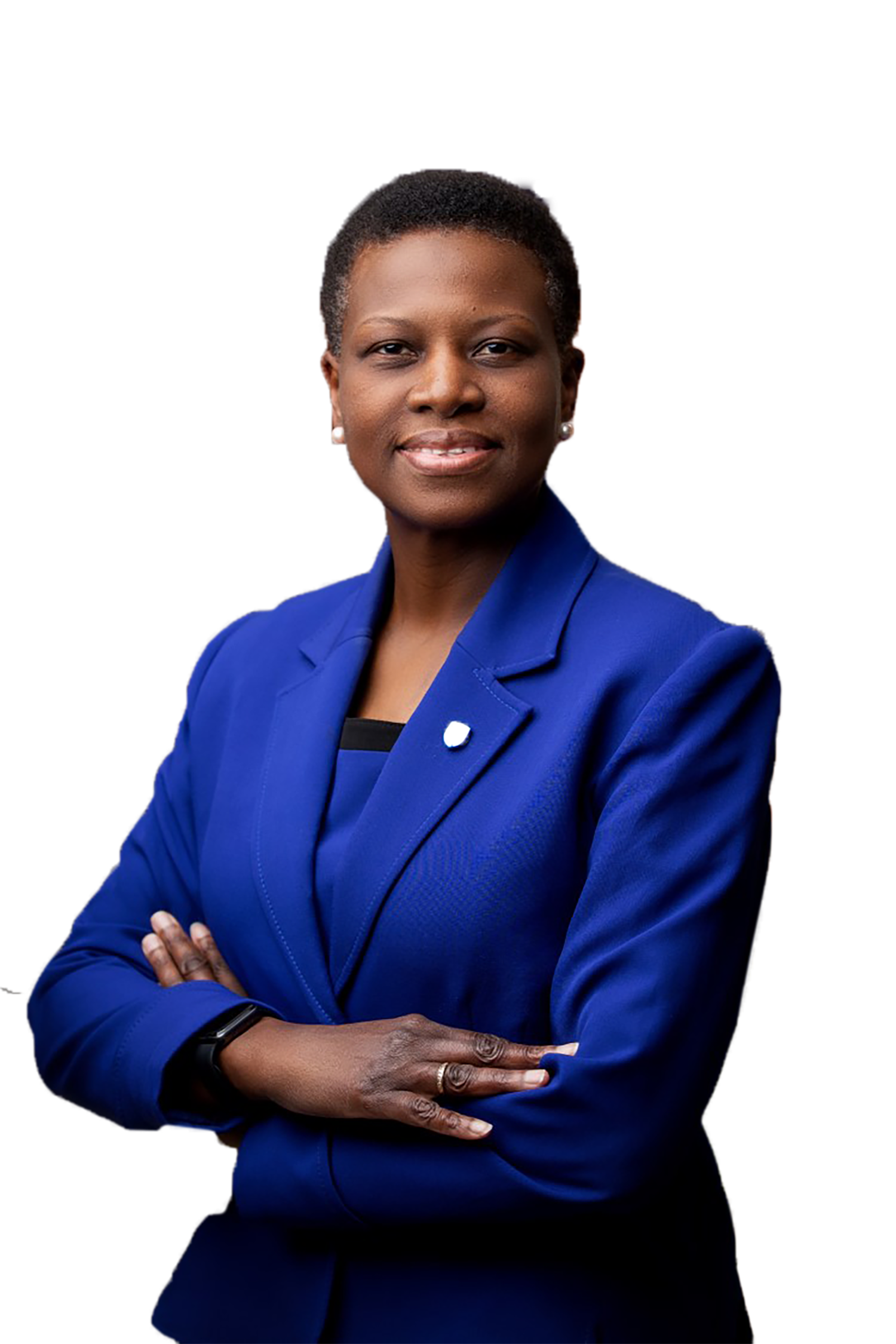Sola David-Borha is Chief Executive of Africa Regions at Standard Bank Group
