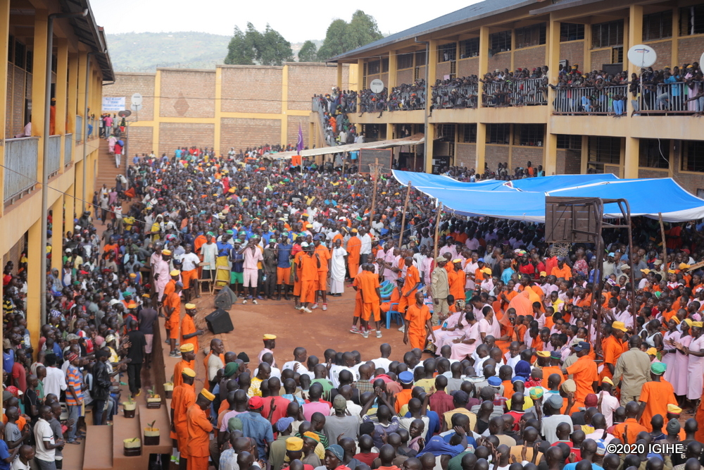Some prisons are overpopulated which may put at risks lives of inmates