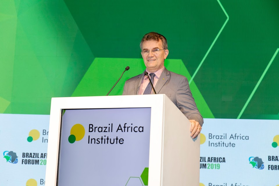 Under Prof Monte the IBRAF has been a vital link between Brazil and Africa