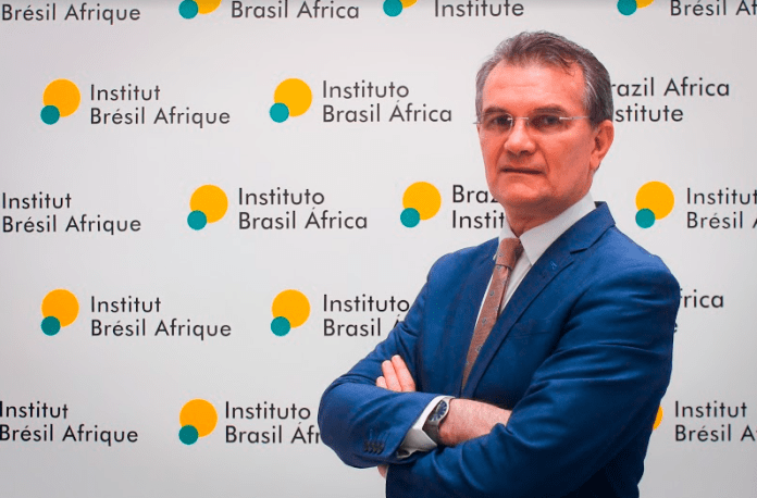 Not even the challenges of COVID 19 could stop Prof Monte and the IBRAF from holding the Brazil Africa Forum, now in its eight year