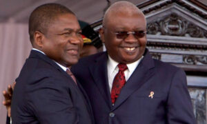 Relations between President Nyusi and his predecessor Armando Guebuza have gone south