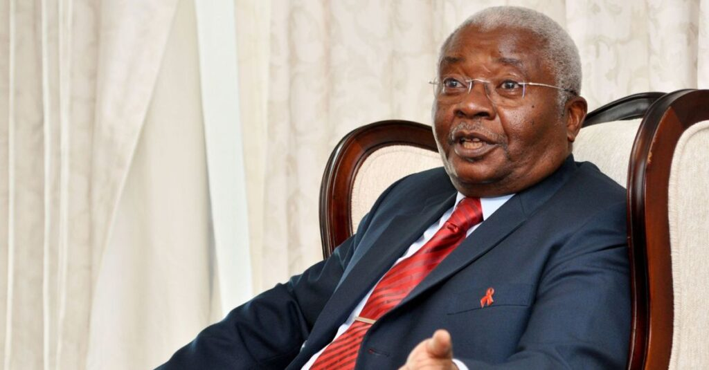 Former President Guebuza feels he is unfairly treated by his predecessor