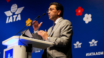 , Muhammed Albakri , IATA Vice President for Africa and the Middle East