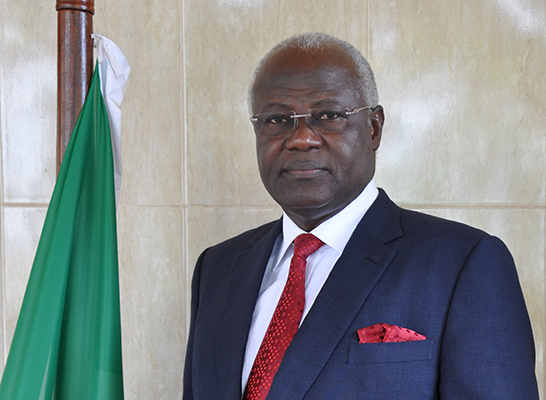 Former President , Ernest Bai Koroma has vowed that he will muster all available legitimate and democratic means to robustly defend his reputation