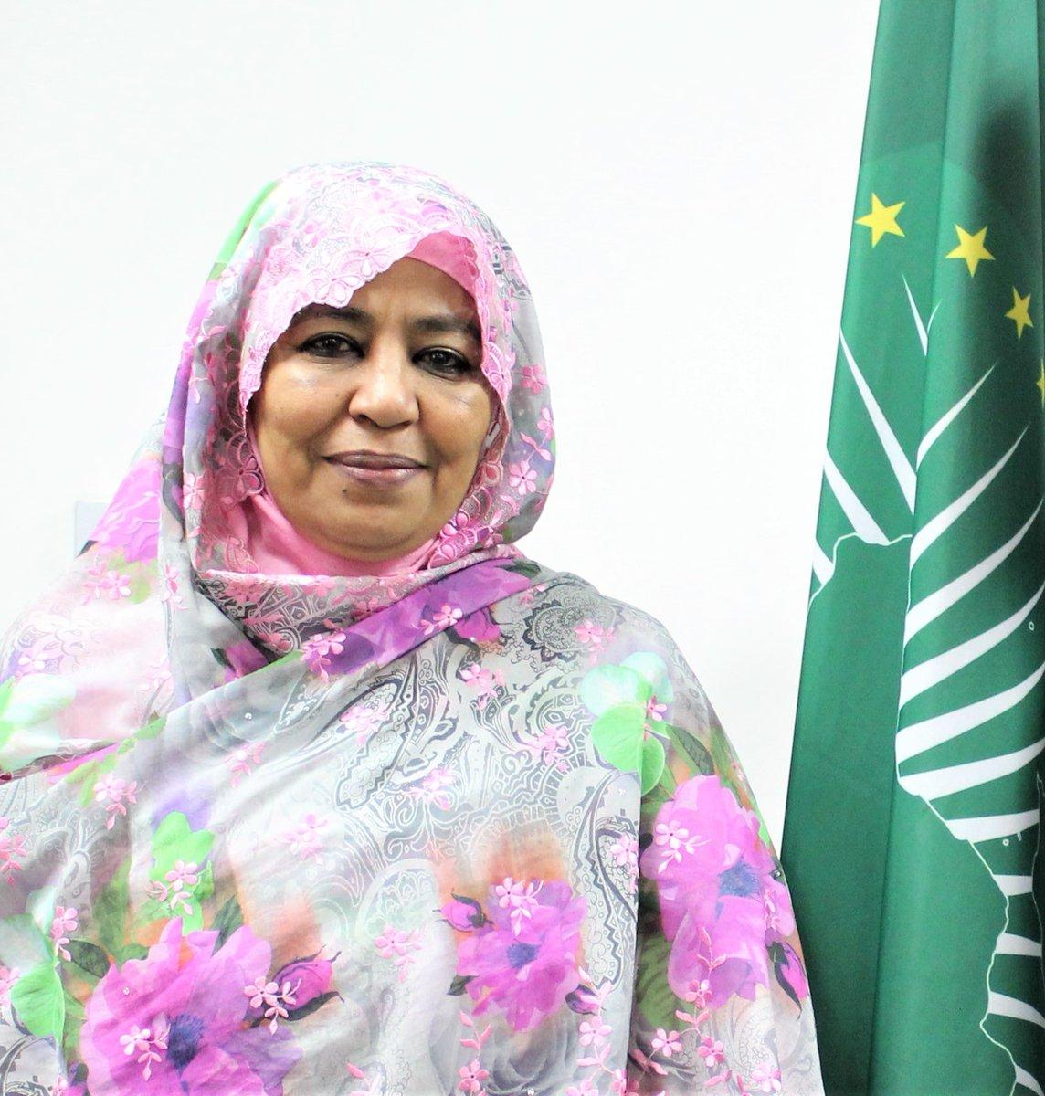 Commissioner Amira Elfadil Mohammed Elfadil